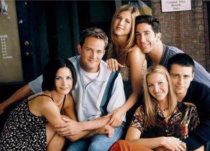 Elige tu propia aventura: los caminos de Friends