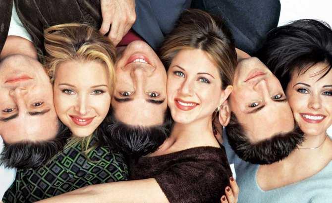 Ya no tenés 20: el final de Friends fue hace 15 años - Radio Cantilo