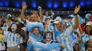 Vamos vamos, Argentina