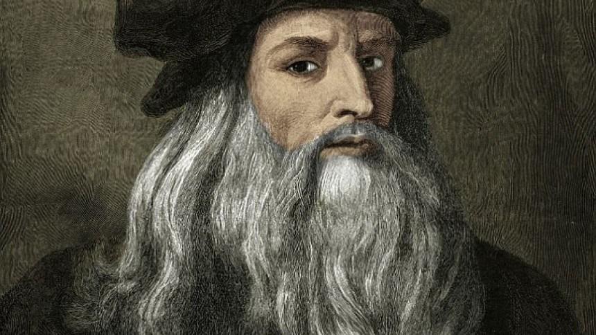 """Resultado de imagen para Presentan el libro: """"Todo lo que necesitás saber sobre Leonardo Da Vinci en el siglo XXI"""""""