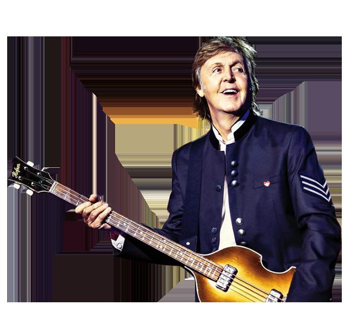 Especial de Paul McCartney en la Argentina