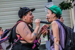 Mostro y Mena: Rap Transfeminista
