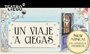 """""""Con el Teatro Ciego el público pierde la noción del tiempo"""""""