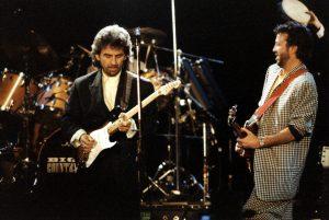 Anécdotas imprecisas del rock: George Harrison, Eric Clapton y Pattie Boyd