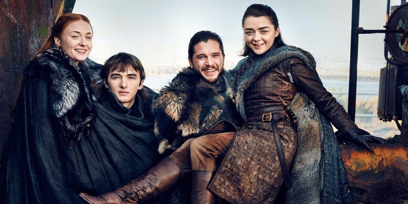 HBO emitirá un documental sobre Game of Thrones - Radio Cantilo