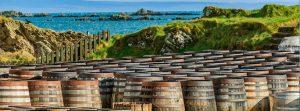 En la ruta del gran whisky escocés