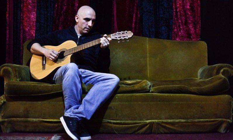 """Gaspar Benegas: """"En Olavarría la pasamos como el culo"""" - Radio Cantilo"""