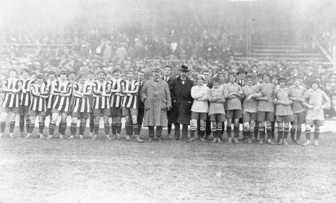 El evento que impidió el crecimiento del Fútbol Femenino - Radio Cantilo