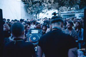 Vurkina y otra Avalancha de Techno