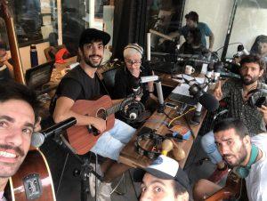 ¡Show acústico de Jeites en Lo Artesanal!