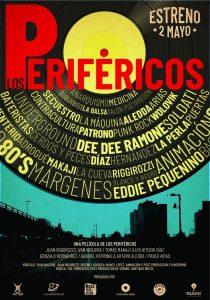 Periféricos: 8 directores. 1 película. Historias de rock