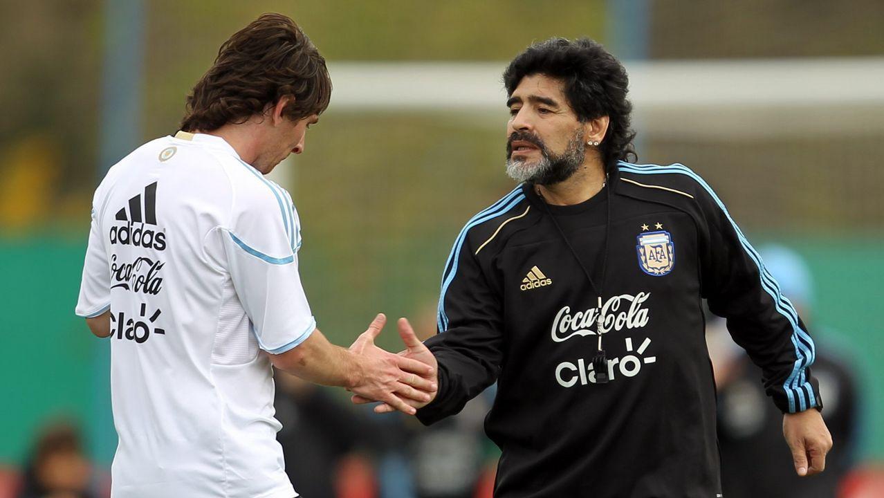 Jueves de cuentos: Maradona o Messi - Radio Cantilo
