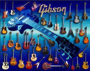 Cinco cosas que no sabías acerca de Gibson