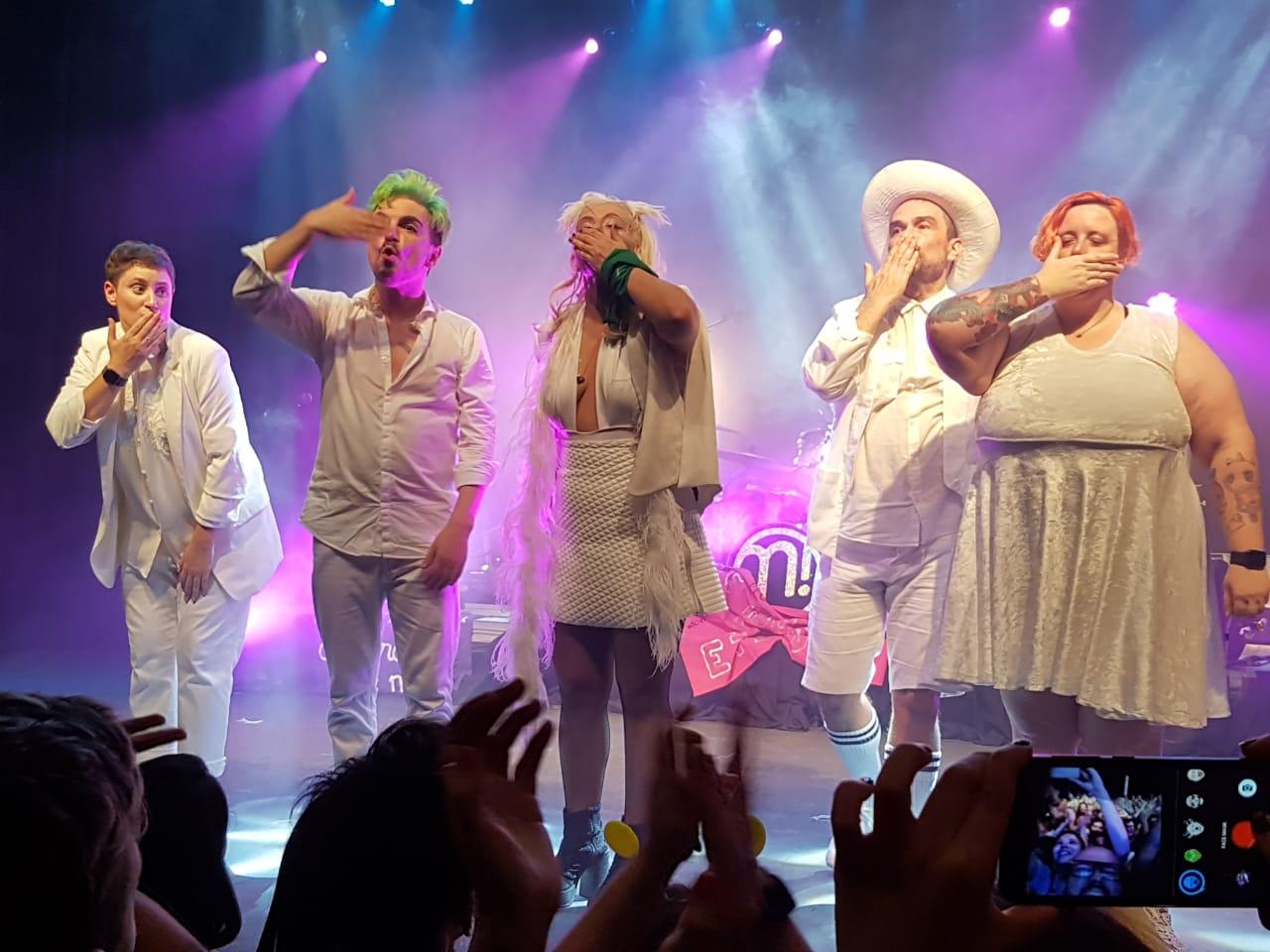 Miranda! deslumbró a La Plata en una noche cargada de nostalgia y canciones inolvidables - Radio Cantilo
