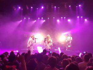 Miranda! deslumbró a La Plata en una noche cargada de nostalgia y canciones inolvidables