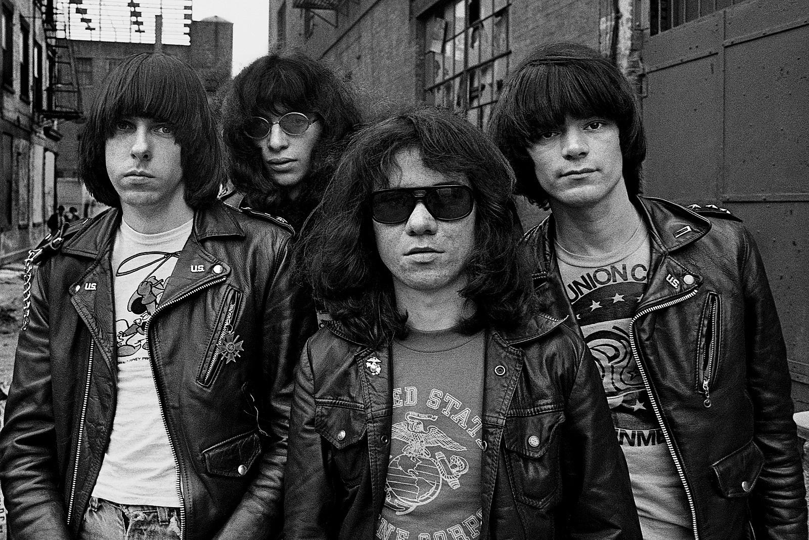 Anécdotas imprecisas del rock: Ramones - Radio Cantilo