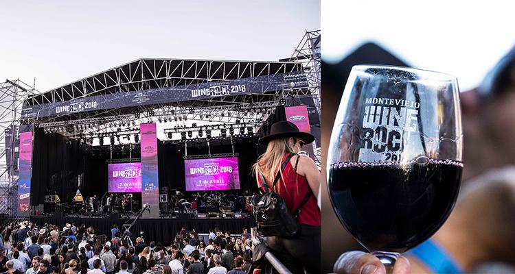 Se viene una nueva edición del Wine Rock - Radio Cantilo