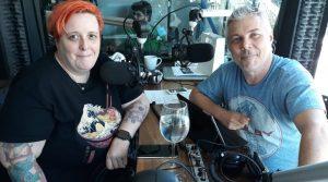 Mano a mano con Ludovica Morell, baterista de Miranda!