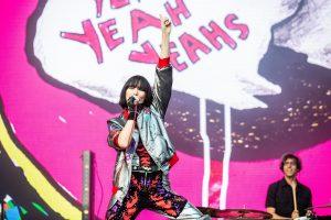 A 16 años del debut de Yeah Yeah Yeahs