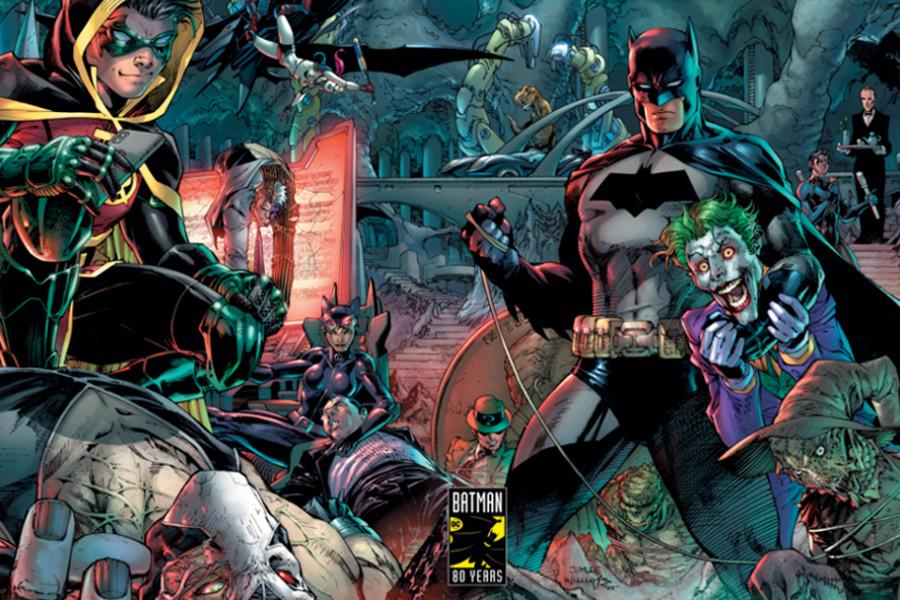 Punto de Fuga: 80 años de Batman - Radio Cantilo