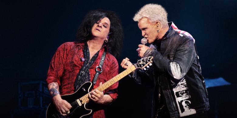 Especial guitarristas: el acompañante N°1 de Billy Idol - Radio Cantilo