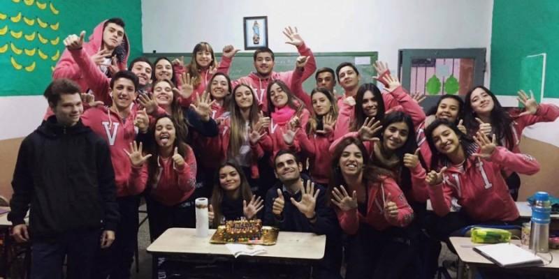 Salir a bancar: alfabetización a los más chicos - Radio Cantilo
