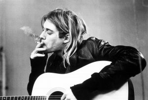 Anécdotas imprecisas del rock: Kurt Cobain
