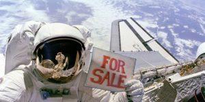Nerdos en el espacio y el descubrimiento de Internet