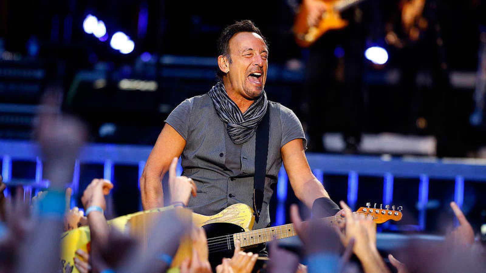 ¡Se viene un nuevo disco de Bruce Springsteen! - Radio Cantilo