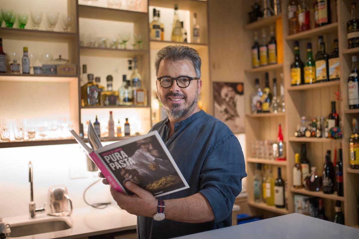 """Donato De Santis: """"La cocina italiana es la más amada"""" - Radio Cantilo"""