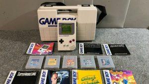 La evolución del Game Boy en estos 30 años