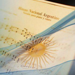 Canciones patrias interpretadas por músicos argentinos