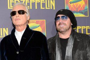 Jason Bonham confesó que Jimmy Page le dio cocaína cuando tenía 16 años