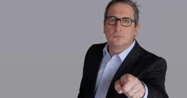 """Luis Rubio: """"supe disfrutar del humor, y hacerlo mi profesión"""" - Radio Cantilo"""