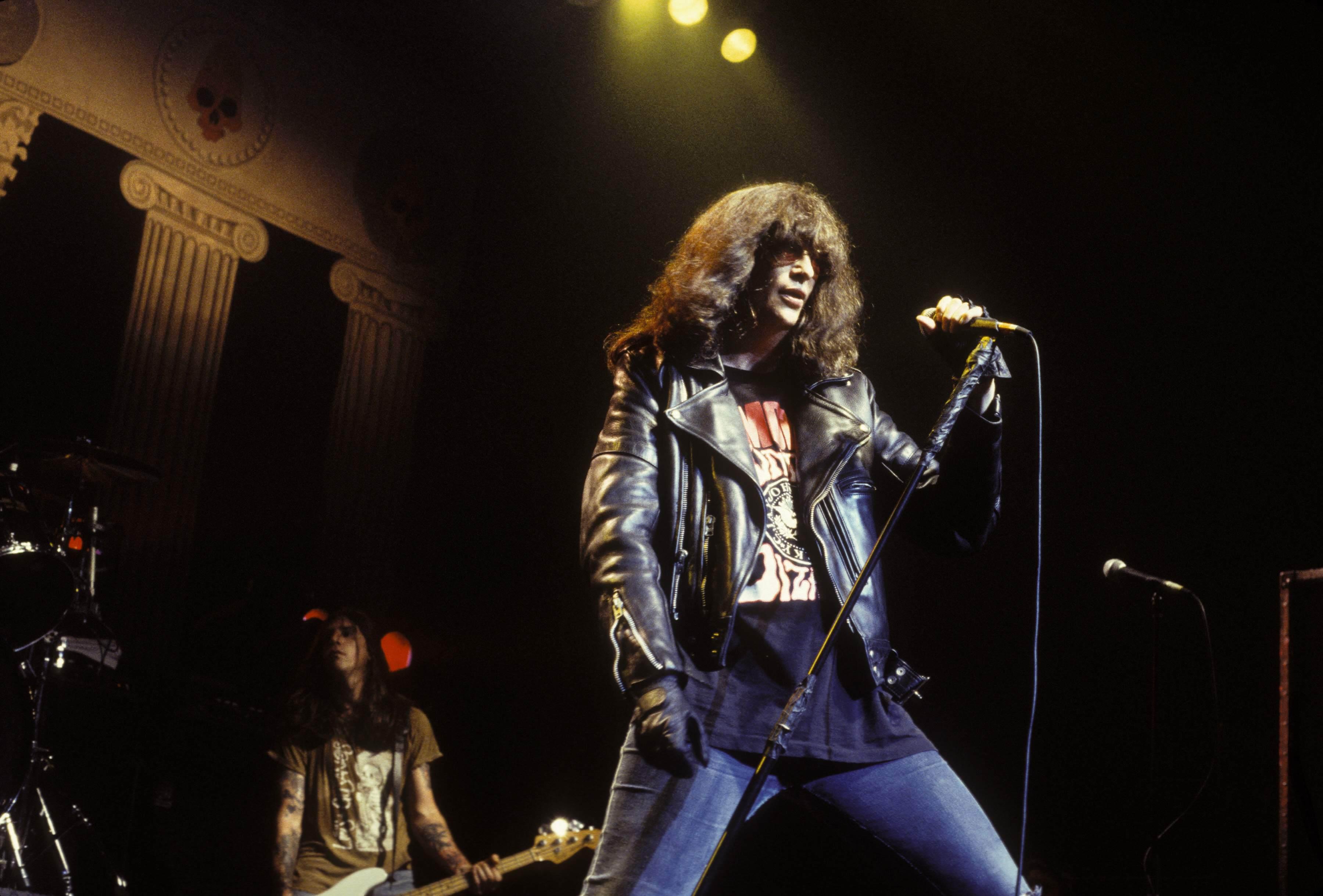 Anécdotas imprecisas del rock: Ramones en Argentina - Radio Cantilo