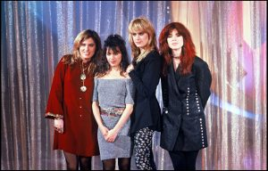 Anécdotas imprecisas del rock: The Bangles