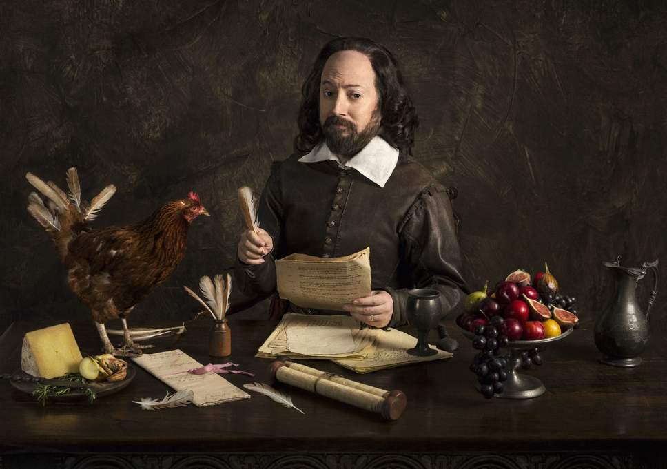 Una tarde de Shakespeare con Ale Bidart - Radio Cantilo