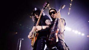 Las 10 colaboraciones más espectaculares e inexplicables de Slash