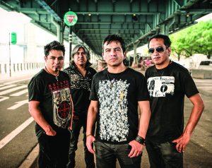 Sudamerican Rockers en Bolivia: conocé a Octavia