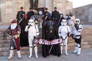 Conocé la organización sin ánimo de lucro que fabrica trajes de Star Wars