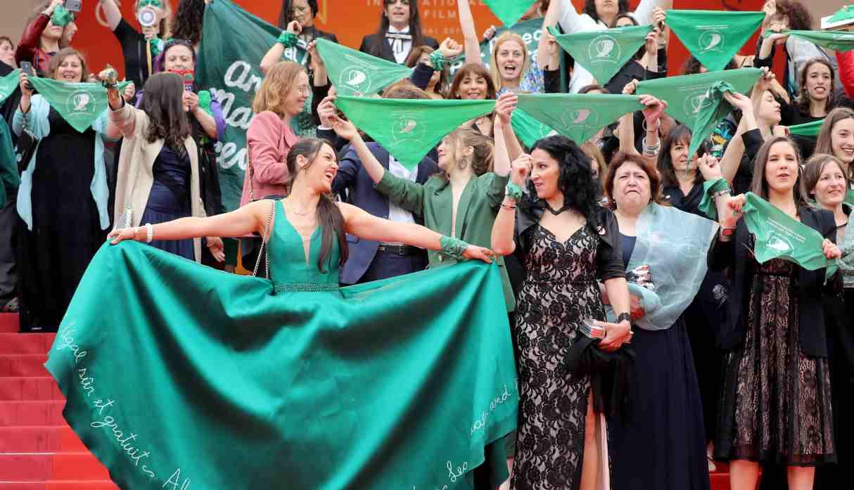 La ola verde inundó Cannes - Radio Cantilo