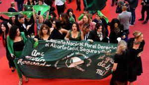 La ola verde inundó Cannes