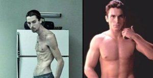 #FrecuenciaKoch: cuatro transformaciones de actores de Hollywood