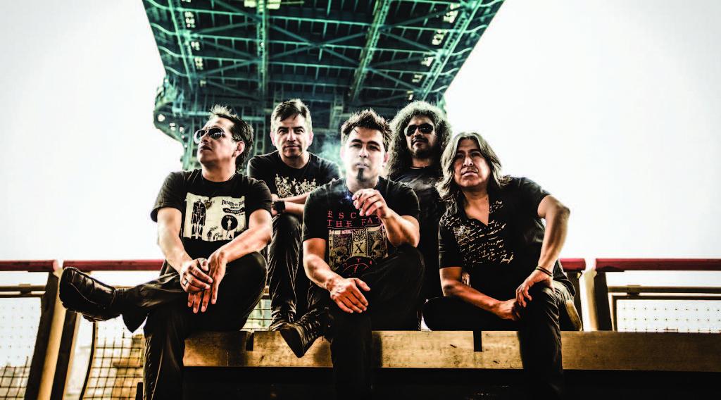 Sudamerican Rockers en Bolivia: conocé a Octavia - Radio Cantilo