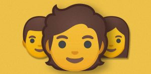 Llegan los emojis sin género