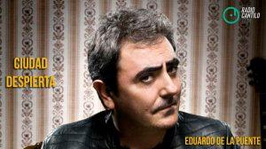 """Eduardo De La Puente: """"Patalear es la manera constructiva de poder cambiar algunas cosas"""""""
