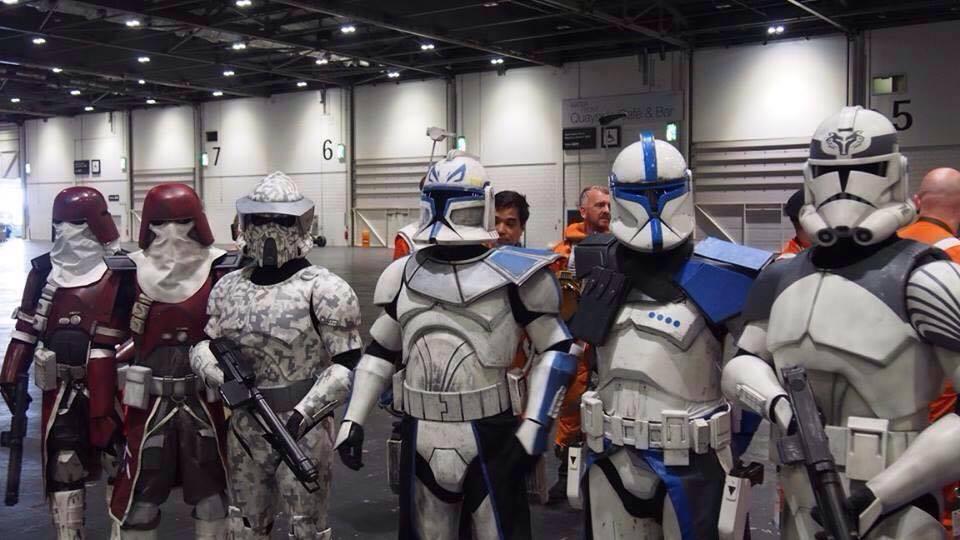 Conocé la organización sin ánimo de lucro que fabrica trajes de Star Wars - Radio Cantilo