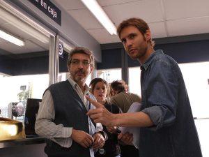 MISANTHROPE: Damian Szifron vuelve al cine con un thriller