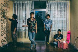 Directo desde Quito: Alkaloides en Sudamerican Rockers