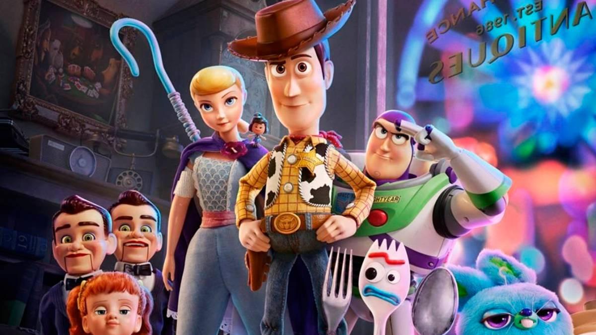 ¡Salió el trailer de Toy Story 4! - Radio Cantilo